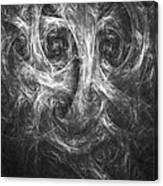 Conscience 01 Canvas Print