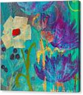 Conscious Living Canvas Print