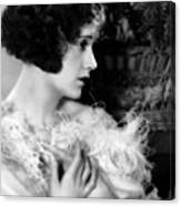 Constance Talmadge, Ca. 1920 Canvas Print