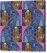 Constant Flow 1 Canvas Print