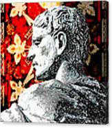 Constantine The Great Canvas Print