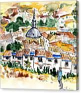 Consuegra 03 Canvas Print