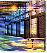 Containment Facility Canvas Print