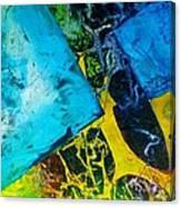 Contempo Seven Canvas Print