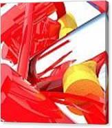 Contemporary Vector Art 1 Canvas Print