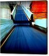 Conveyor Canvas Print
