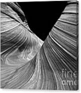 Convolution Canvas Print