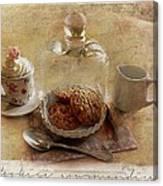 Cookies Gourmandises Canvas Print