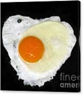 Cooking With Love Series. Breakfast For The Loved One Canvas Print