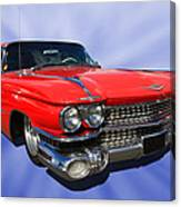 Cool Caddy Canvas Print