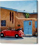 Cool Ride Canvas Print