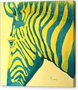 Coolio Canvas Print