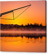 Coos Bay Sunrise II Canvas Print