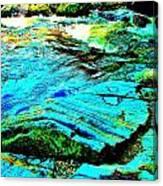Coos Canyon 24 Canvas Print