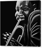 Cootie Williams Canvas Print
