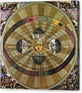Copernican Universe Canvas Print