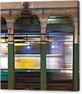 Copley Station Canvas Print