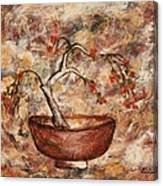 Copper Bowl Canvas Print