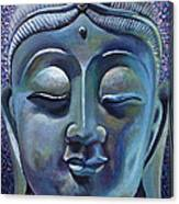 Copper Buddha Canvas Print