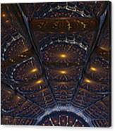 Copper Cathedral Canvas Print