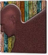 Copper Man Canvas Print