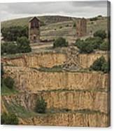 Copper Mine Canvas Print