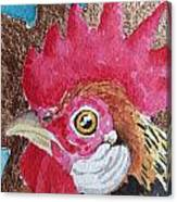 Copper Nugget Canvas Print