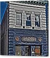 Copper Penny Canvas Print