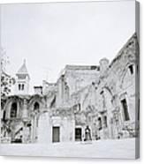 Coptic Jerusalem Canvas Print