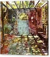 Coral Gardens 01 Canvas Print