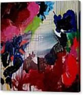 Coral Sea 2 Canvas Print