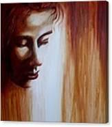 Corinthians Woman Canvas Print