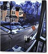 Corner View Canvas Print