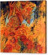 Cornucopia Of Love Canvas Print