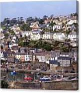 Cornwall - Mevagissey Canvas Print