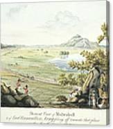 Cornwallis's Army Canvas Print