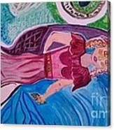 Coronado Chic Canvas Print
