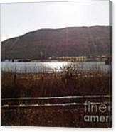 Corpach Loch Linnhe Glen Nevis Canvas Print