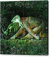 Corporate Predator Canvas Print