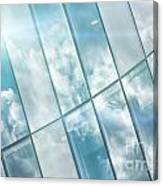 Corporate Flare Reflection Canvas Print