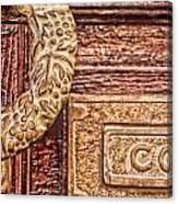 Correo In San Miguel De Allende Canvas Print