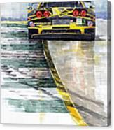 Corvette C6 Canvas Print