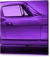 Corvette Canvas Print