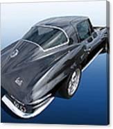 Corvette Stingray 1966 Canvas Print