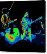 Cosmic Bto In Spokane 1976 Canvas Print