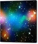 Cosmic Glow Canvas Print