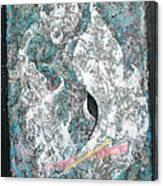 Cosmic Keyhole Canvas Print