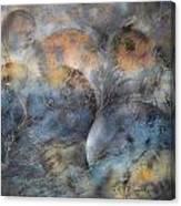 Cosmic Orbit Canvas Print