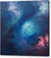 Cosmic Skies Canvas Print