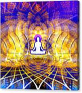 Cosmic Spiral Ascension 18 Canvas Print